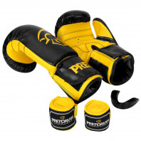 Kit De Boxe/Muay Thai Pretorian First 12OZ